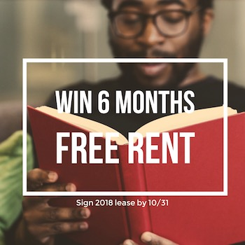 Win 6 months FREE Rent